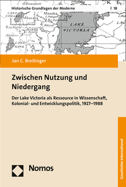 Zwischen Nutzung und Niedergang von Breitinger,  Jan C.