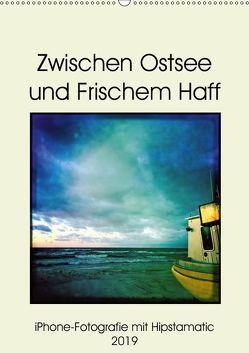 Zwischen Ostsee und Frischem Haff (Wandkalender 2019 DIN A2 hoch) von Zimmermann,  Kerstin
