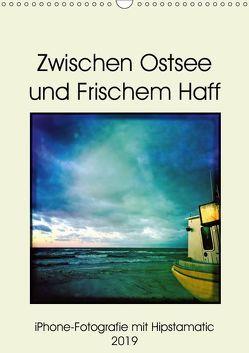 Zwischen Ostsee und Frischem Haff (Wandkalender 2019 DIN A3 hoch) von Zimmermann,  Kerstin