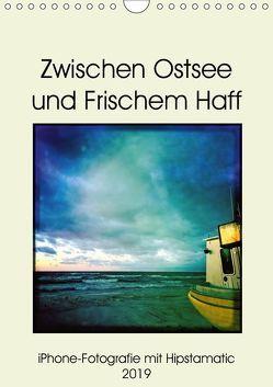 Zwischen Ostsee und Frischem Haff (Wandkalender 2019 DIN A4 hoch) von Zimmermann,  Kerstin