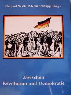 Zwischen Revolution und Demokratie von Nestler,  Gerhard, Schaupp,  Stefan