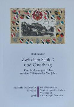 Zwischen Schloss und Österberg von Becker,  Ulrich, Frische,  Detlef, Riecker,  Bert