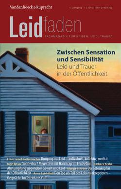 Zwischen Sensation und Sensibilität – Leid und Trauer in der Öffentlichkeit von Brathuhn,  Sylvia, Müller,  Monika