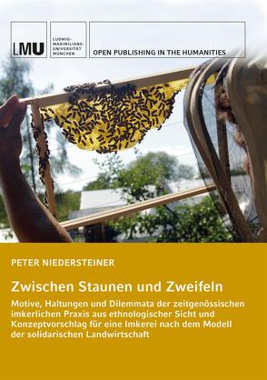 Zwischen Staunen und Zweifeln von Niedersteiner,  Peter