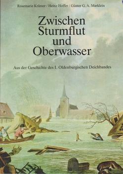 Zwischen Sturmflut und Oberwasser von Hoffer,  Heinz, Krämer,  Rosemarie, Marklein,  Günter G.A.