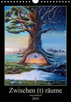 Zwischen (t) räume (Wandkalender 2019 DIN A4 hoch) von Krakowski,  Conny