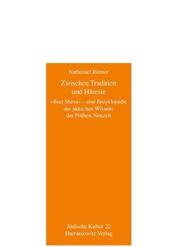 Zwischen Tradition und Häresie von Riemer,  Nathanael