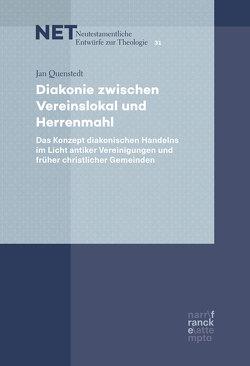 Diakonie zwischen Vereinslokal und Herrenmahl von Quenstedt,  Jan