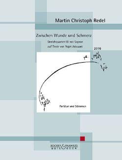 Zwischen Wunde und Schmerz von Redel,  Martin Christoph