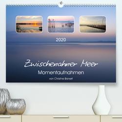 Zwischenahner Meer Momentaufnahmen (Premium, hochwertiger DIN A2 Wandkalender 2020, Kunstdruck in Hochglanz) von Bienert,  Christine