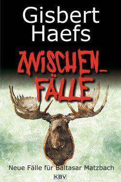 Zwischenfälle von Haefs,  Gisbert