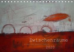 Zwischenräume (Tischkalender 2020 DIN A5 quer) von Tomasch,  Susanne