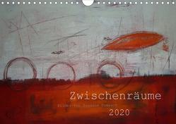 Zwischenräume (Wandkalender 2020 DIN A4 quer) von Tomasch,  Susanne