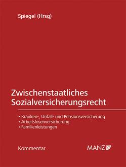 Zwischenstaatliches Sozialversicherungsrecht inkl. 75. Lfg. von Spiegel,  Bernhard
