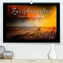 Zwischenwelten, Zeiten zwischen Tag und Nacht (Premium, hochwertiger DIN A2 Wandkalender 2020, Kunstdruck in Hochglanz) von Roder,  Peter