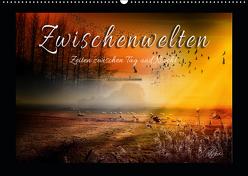 Zwischenwelten, Zeiten zwischen Tag und Nacht (Wandkalender 2019 DIN A2 quer) von Roder,  Peter