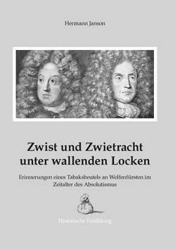 Zwist und Zwietracht unter wallenden Locken von Janson,  Hermann