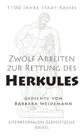 Zwölf Arbeiten zur Rettung des Herkules von Weidemann,  Barbara