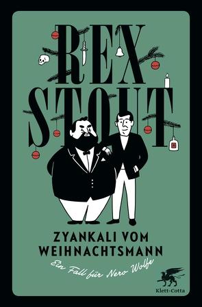 Zyankali vom Weihnachtsmann von Blank,  Gunther, Stout,  Rex
