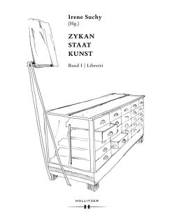 Zykan – Staat – Kunst von Baader,  Johanna, Suchy,  Irene, Zykan,  Otto M.