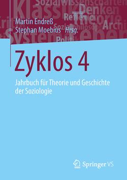 Zyklos 4 von Endreß,  Martin, Moebius,  Stephan