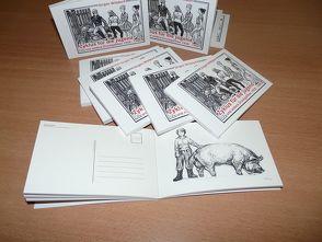Zyklus für die Jugend und andere Druckgrafiken 1958-1988 von Werner,  Franz, Wittdorf,  Jürgen