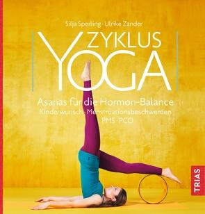 Zyklus-Yoga von Sperling,  Silja, Zander,  Ulrike