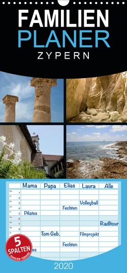 Zypern – Cyprus – Kypros – Familienplaner hoch (Wandkalender 2020 , 21 cm x 45 cm, hoch) von don.raphael@gmx.de