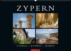 Zypern – Cyprus – Kypros (Wandkalender 2018 DIN A2 quer) von don.raphael@gmx.de,  k.A.