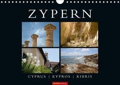 Zypern – Cyprus – Kypros (Wandkalender 2018 DIN A4 quer) von don.raphael@gmx.de,  k.A.