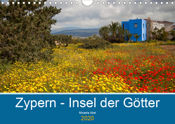 Zypern – Insel der Götter (Wandkalender 2020 DIN A4 quer) von Abel,  Micaela